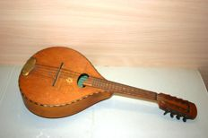 "Vintage mandolin ""Migma Meister"" - Germany - around the 2nd half of the 20th century"
