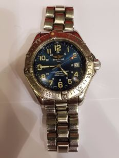 Breitling – Superocean – A17040 – Men – 2000-2016 – No Reserve