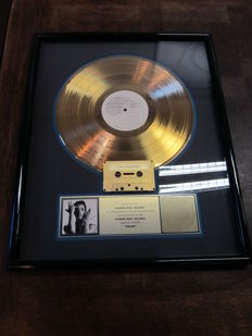 Prince & The Revolution Parade authentic RIAA Gold Award