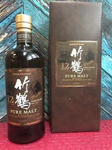 Taketsuru Pure Malt 12 year Old Whisky