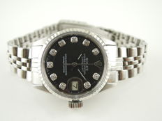 Rolex - Ladies Oyster Datejust Watch 6517 - 1960's with Band