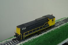 Roco H0 - 43461 - Diesel locomotive Series 2300 of the NS, no. 2343