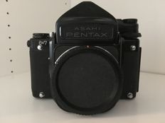 Pentax 6x7 body with TTL viewfinder