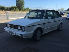 Golf Cabriolet 1.6 à essence - toit automatique - 1992