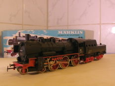 Märklin H0 - 3098 - steam locomotive with bucket tender BR 38 of the DB