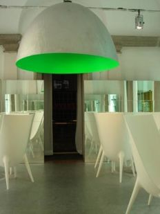 Ingo Maurer, XXL Dome ceiling light