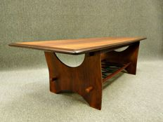 Vintage, Danish, designer coffee table