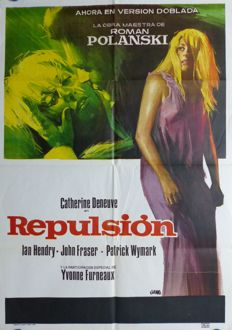 Jano - Repulsion (Roman Polanski) - 1974