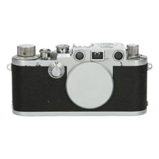 Leica IIIc body Chrome