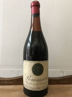 "1952  Pommard (1e cru) ""Clos de Verger""  ( Van Der Meulen ) - Total 1 Bottle"