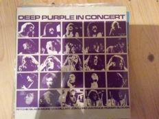 Lot of 8 Deep Purple albums
