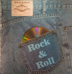 Special Edition Music Set From Fifties To Eighties & LP's Wings, Paul McCartney, Beatles, Hair, & Books Madonna & Woodstock + DVD
