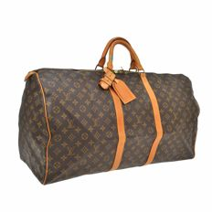Louis Vuitton – Keepall 60 – Travel bag