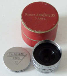 Pierre ANGENIEUX Paris Lens F.12.5   1:8  type J1 N° 610884  Almost new