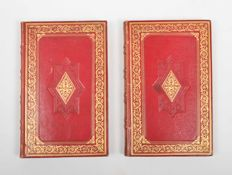 Alexander Pope - The Poetical Works of Alexander Pope - 2 volumes - 1821