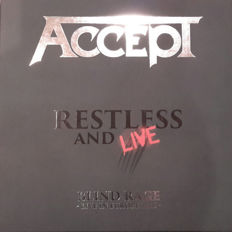 Accept ‎– Restless And Live (Blind Rage - Live In Europe 2015)