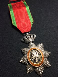 French colony 19th century - Royal order of Cambodia - very old manufacturing