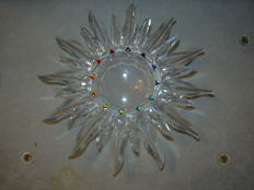 Swarovski - tea light/candle holder Solaris