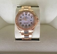 Rolex Yachtmaster 40 mm Yellow gold