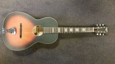 New Recording King 07 Dirty 30s Parlor guitar