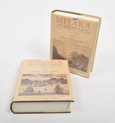 Melaka: The Transformation of a Malay Capital, C. 1400-1980 - 1983