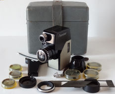 OMO Camera Made In USSR Model Nada + Accessories