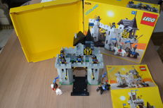 Castle - 6074 - Black Falcon's Fortress