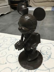 Disney, Walt - Euro Disney SCA Figurine - Minnie - Chocolate style - (early 1990s)