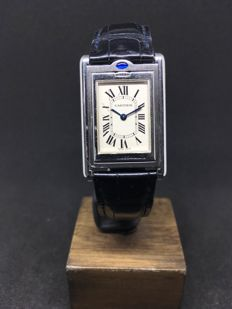 Cartier Tank Basculante Ref. 2405 - For women - Year 2001