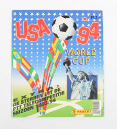 Panini - World Cup USA 94 - Complete album