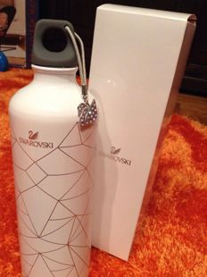Swarovski - original VIP Customer Gift Thermos Bottle