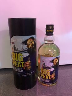 Big Peat London Edition With Famous London Bridge
