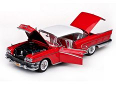 Sun Star Platinum Collection - Scale 1/18 - 1958 Buick - Red