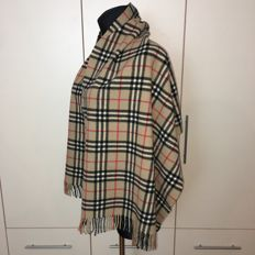 Burberry - 100% Lambswool Big Shawl