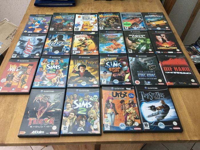 GameCube ISOs for download
