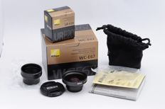 New Nikon WC-E67 Wide Converter for Coolpix 5000 and other cameras