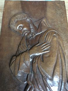Sculpture by Prosperi Italy 1906-1973 St. Francis of Assisi