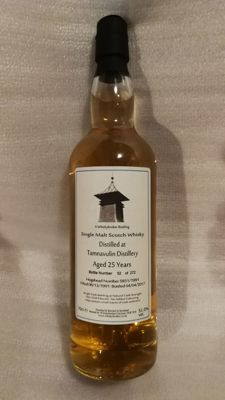 Tamnavulin 25 years old 1991-2017, 51,0% cask strength