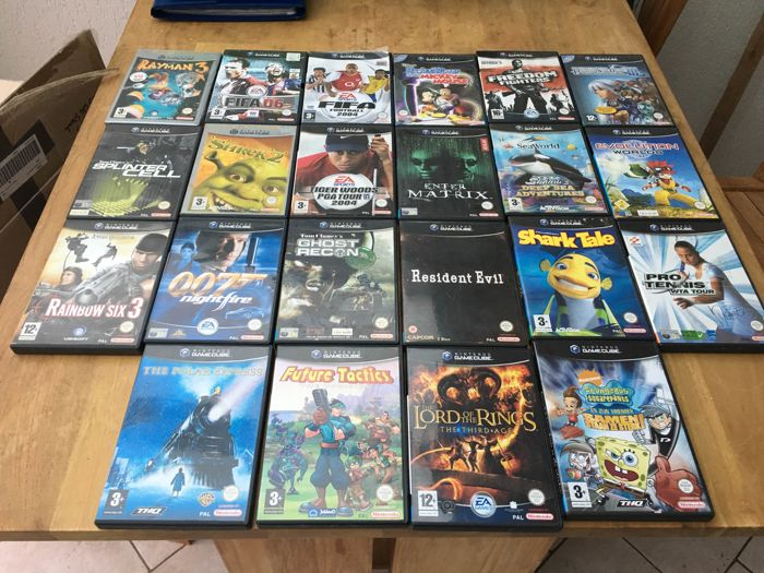 Image result for gamecube games