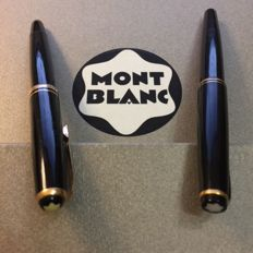 Great opportunity - 2 piece set consisting of: Montblanc N 22 and Montblanc 252