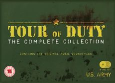 Tour of Duty - The complete collection - 15 DVD's