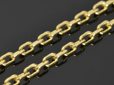 Necklace in 18 kt gold Length 50 cm ***No reserve price***