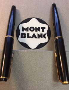 Great opportunity - 2 piece set consisting of: Montblanc N 32 and Montblanc 221 - no reserve price!!