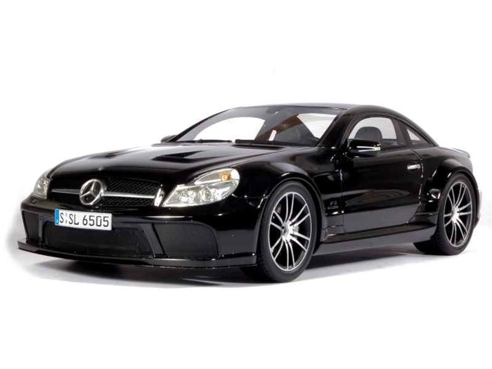 Brabus Offers T65 RS Performance Package To All Mercedes-Benz SL65 AMG  Black Series Owners