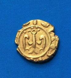 Messina - Multiple of Tarì Federico II (1197-1250) - gold
