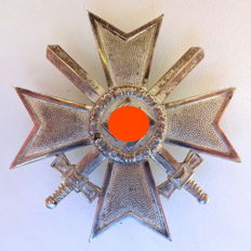 War Merit Cross with Swords 1st Class 1939
