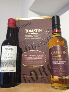 Tomatin Meets Sherry - Oloroso Edition - 350ml