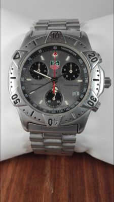 TAG Heuer - 200 meters Professional - 540.206 - Men's.
