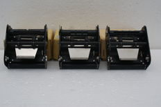 Three beautiful Zenza Bronica film holders, production year unknown