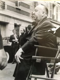Unknown - Alfred Hitchcock - 'Frenzy', 1972